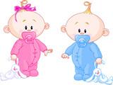 Twin Bábätká