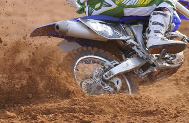 Motocross rueda 54
