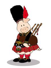 scot pig