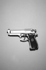 Automatic pistol