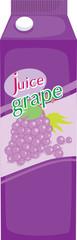 juice carton box