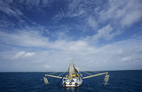 Prawn fishing trawler, Gulf of Carpentaria, Australia