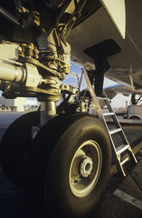 Aircraft maintenance, Melbourne, Australia