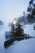 Snow clearing tractor, Mt. Baw Baw, Victoria, Australia