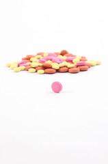 Pills still life