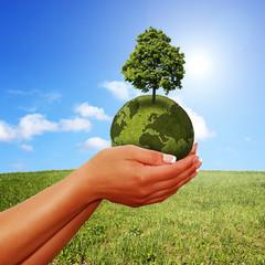Erhaltung unserer Erde