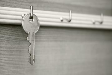 key on hanger