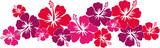 Fototapete Blume - Rot - Blume