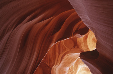 USA, Arizona, Antelope Canyon,  rock formation