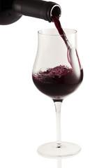 Bicchiere di vino rosso 1 09