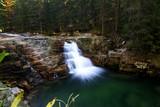 Wasserfall in Spindlermühle