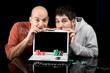 Online poker addicts