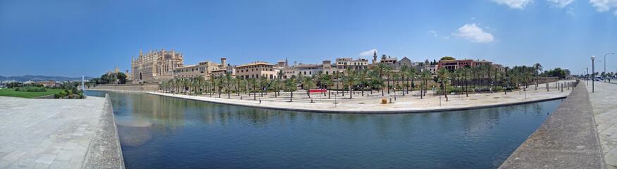 Kathedrale Mallorca, Panorama