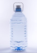 plastic drinking water bottle