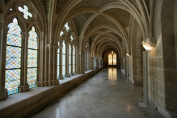 Cathedral interior - Burgos, Spain
