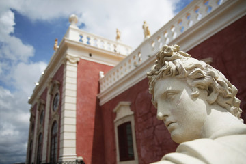 Estoi palace statue