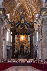 St. Pietro Basilic