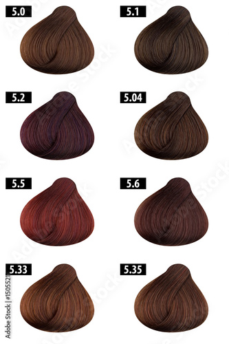 Hair Color Catalogue 3
