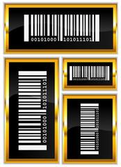 Collection de codes-barres