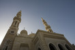 UAE, Dubai, The Jumeirah Mosque, the only mosque which non-Muslims are permitted to visit.