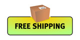 parcel free shipping poster