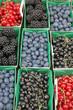 Fruits des bois : cassis, mûres, myrtilles, groseilles #2