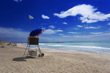 Toscana, spiagge bianche a Vada 2