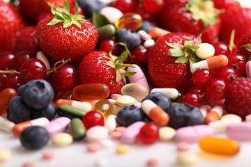 Vitamine und orthomolekulare Ernährung