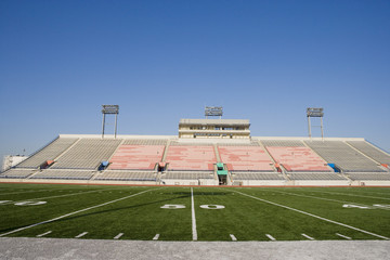 American Football ground