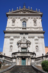 Church of Santi Domenico e Sisto in Rome