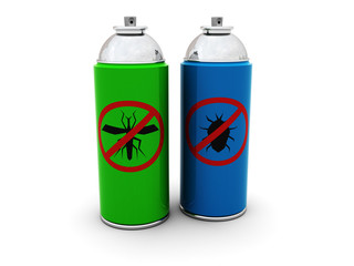 insecticide sprays