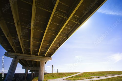 Mississippi, USA, bridge, low angle view