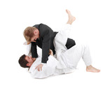 judoist vs businessman