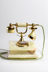 Antiquarian telephone