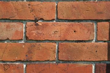 mur en briques pleines