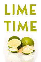 Zeit für Limetten, Caipi und Mochito