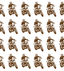 dirtbike background