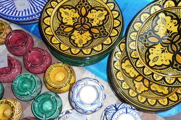 marokkanische töpferkunst