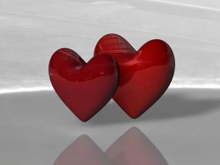 3d model heart 2