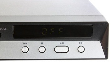 off dvd player