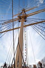 Segelschiff in Göteborg