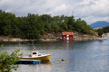Norwegische Schären
