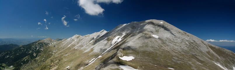Pirin mountain, most highest peak - Vihren.
