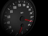 Tacho 300 km/h 02