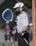 boys lacrosse goalie 3 poster