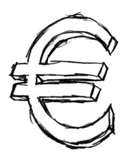 illustration symbole euro