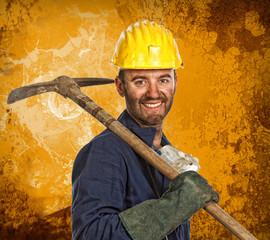 miner manual worker