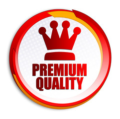 Premium Quality! Button