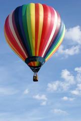 montgolfiere couleur