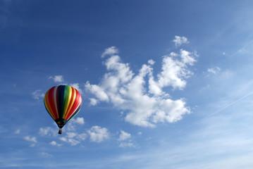 belle montgolfiere